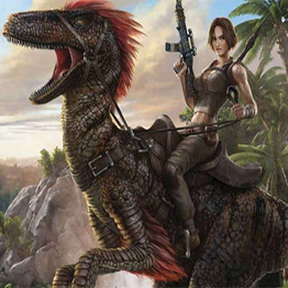 ARK: Survival Evolved announces that the free DLC will arrive with a new card this summer