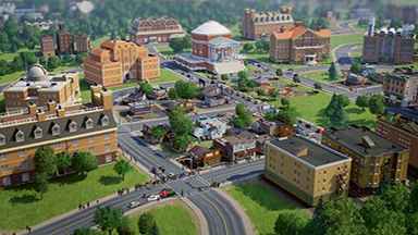 Be Mayor and Build Your City From Scratch on SimCity