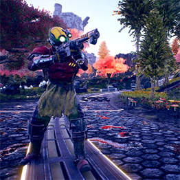 """""""The Outer Worlds"""" is a cruel turn of the lonely hero story in a role-playing game"""