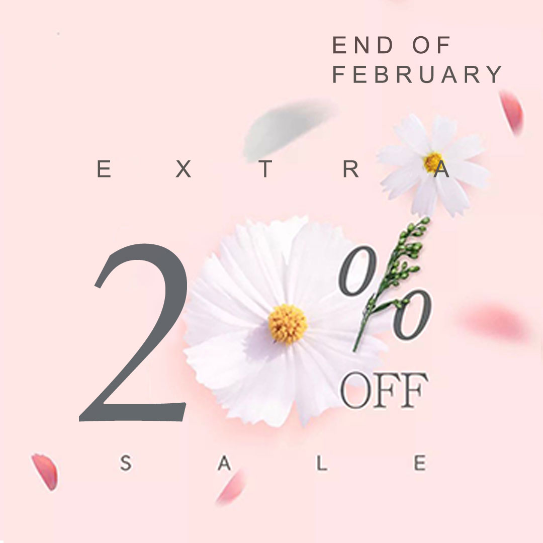 Final Week: End of February Sale