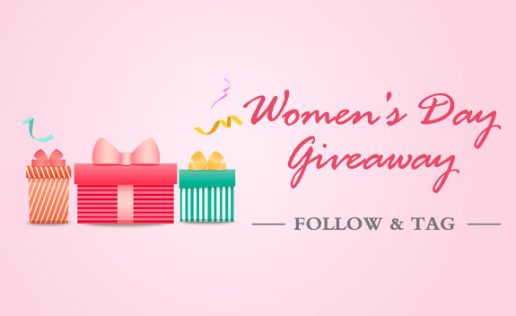 Women's Day Giveaway