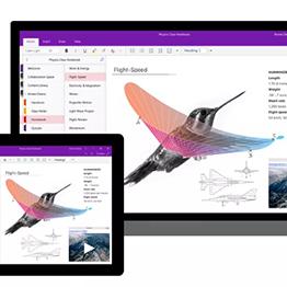 Microsoft brings OneNote 2016 desktop app back