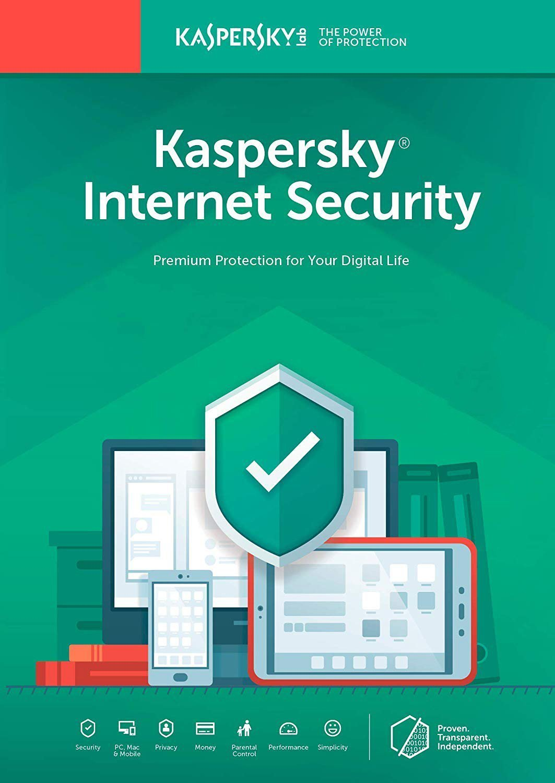 Kaspersky Internet Security 1 PC 2 Years Global Key