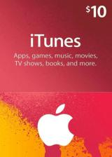 whokeys.com, Apple iTunes Gift 10 USD