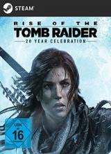 Official Rise Of The Tomb Raider 20 Year Celebration Steam CD Key