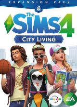 whokeys.com, The Sims 4 City Living Origin CD Key