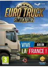 Official Euro Truck Simulator 2 Vive la France Steam CD Key