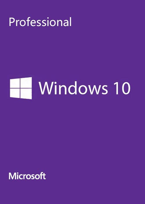 Microsoft Windows 10 Pro OEM CD-KEY GLOBAL