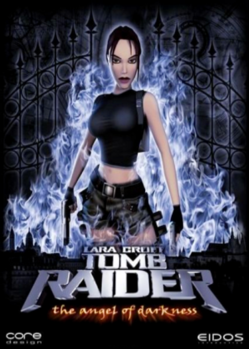 Tomb Raider VI The Angel Of Darkness Steam CD Key