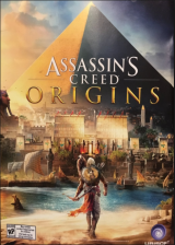 Official Assassin's Creed Origins Uplay CD Key EU