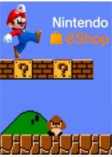 Official Nintendo eShop Card 50 USD