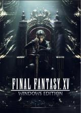 Official Final Fantasy XV Windows Edition Steam CD Key Global