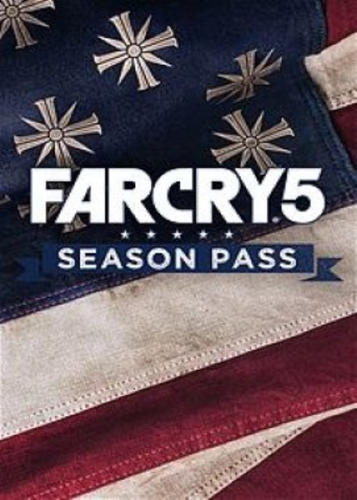 Far Cry 5 Season Pass DLC Uplay CD Key