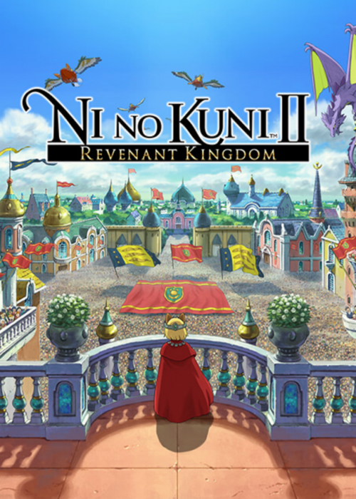 Ni No Kuni 2 Revenant Kingdom Steam CD Key Global