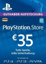 Official Play Station Network 35 EUR DE