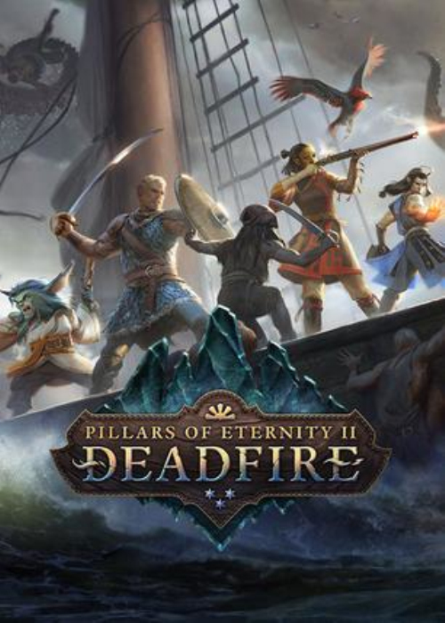 Pillars Of Eternity 2 Deadfire Steam Key Global