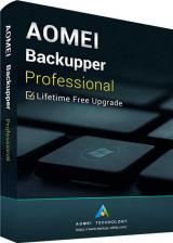 Official AOMEI Backupper Professional + Free Lifetime Upgrades 5.6 Key Global