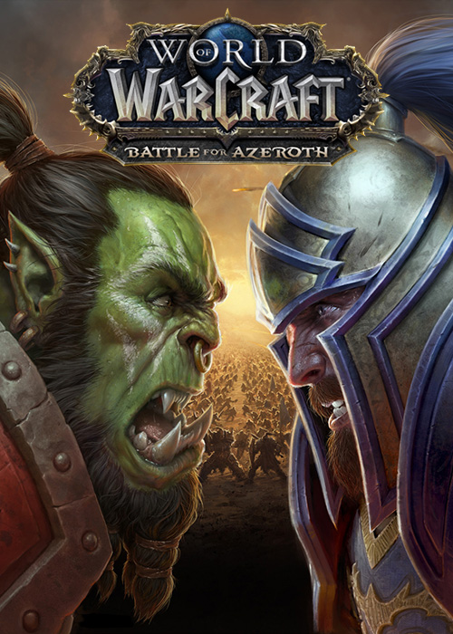 World Of Warcraft Battle For Azeroth Expansion Key NORTH AMERICA