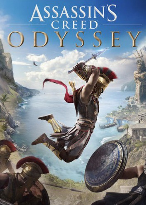 Assassin's Creed Odyssey Uplay CD Key EU