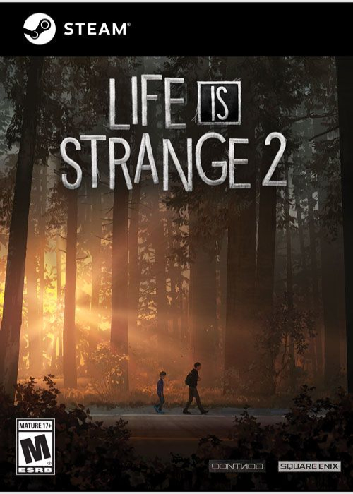 Life is Strange 2 Complete Season Steam Key