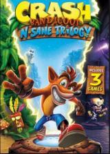 Official Crash Bandicoot N. Sane Trilogy Steam CD Key EU