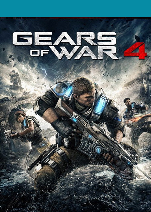 Gears Of War 4 Xbox One / Windows 10 CD Key Global