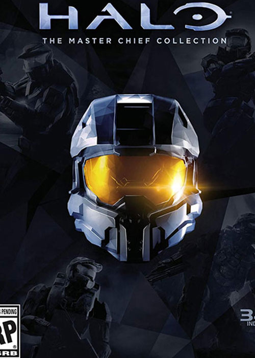 Halo The Master Chief Collection Xbox One CD Key