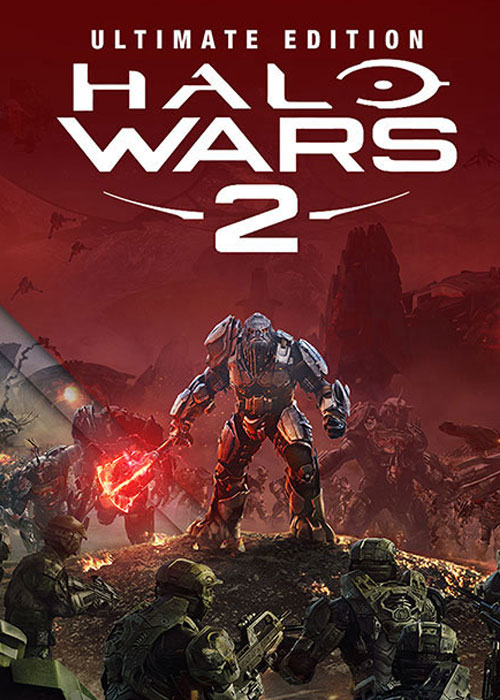 Halo Wars 2 Ultimate Edition Xbox One key Windows 10 Global
