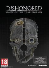 Official Dishonored GOTY Edition Steam CD Key