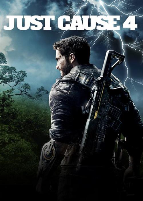 Just Cause 4 Xbox One Digital Code Global