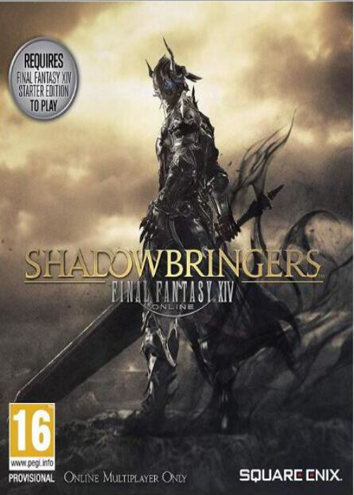 Final Fantasy XIV Shadowbringers CD Key EU