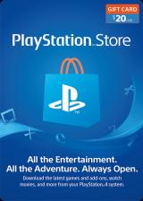whokeys.com, Play Station Network 20 USD