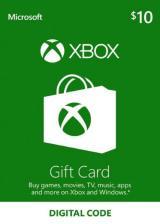 whokeys.com, XBOX Live Gift Card 10 USD Key