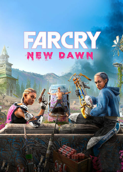 Far Cry New Dawn Uplay Key EU