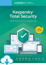 Official Kaspersky Total Security 2019 3 PC 1 Year Key North America