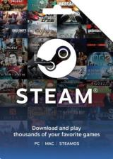 Official Steam Gift Card 40 HKD Global