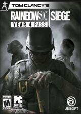 whokeys.com, Tom Clancys Rainbow Six Siege Year 4 Pass DLC UPLAY KEY EU