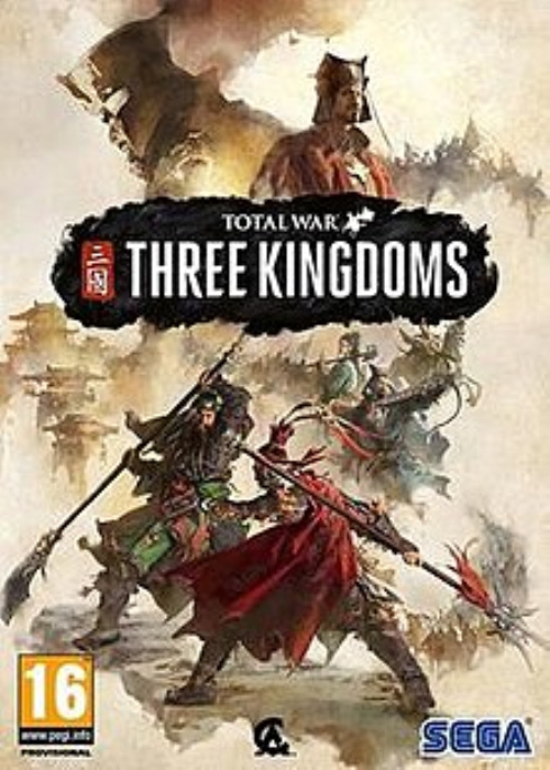 Total War THREE KINGDOMS Steam Key EU