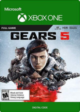 Official Gears 5 XBOX LIVE Key Windows 10 Global