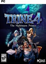Official Trine 4 The Nightmare Prince Steam Key