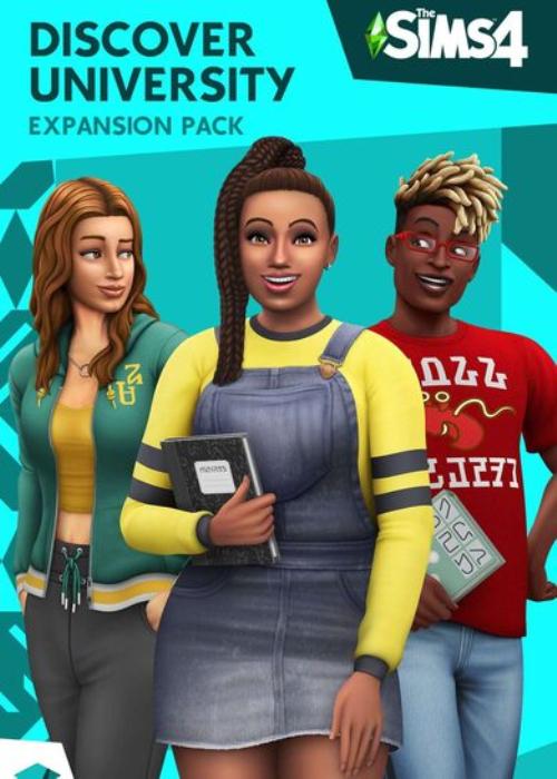 The Sims 4 Discover University DLC Origin Key Global