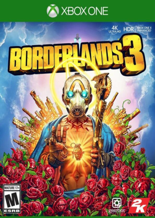Borderlands 3 Xbox One Key Global