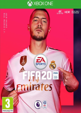 Official FIFA 20 Standard Edition Xbox Key United States