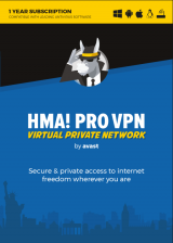 whokeys.com, HMA Pro VPN 5 Devices 1 Year Key Global