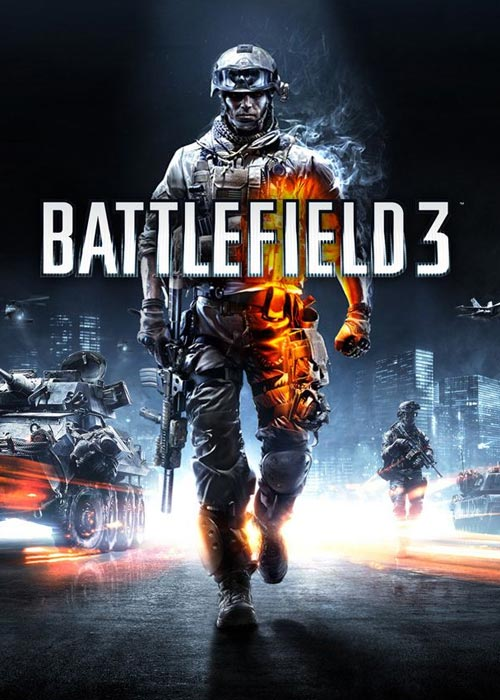Battlefield 3 Origin Standard Edition CD Key