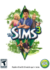 whokeys.com, The Sims 3 Origin CD Key
