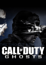 Official Call of Duty Ghosts Steam CD Key