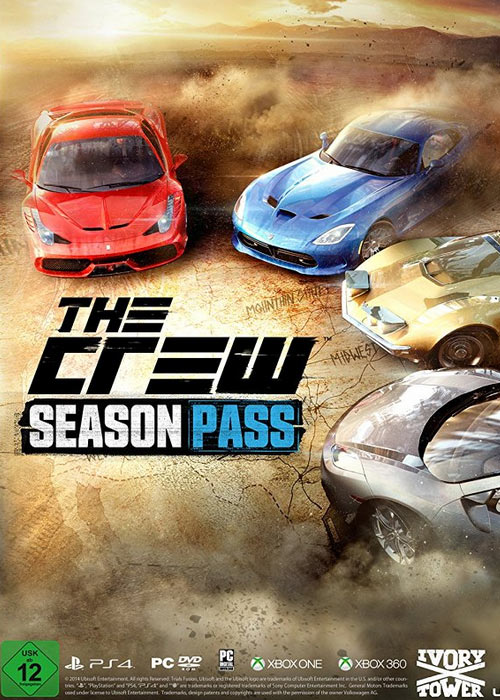 The Crew Season Pass Uplay CD Key