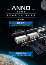 Official Anno 2205 Season Pass Uplay CD Key