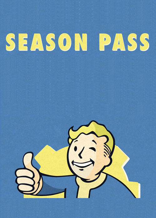 Fallout 4 Season Pass Steam CD Key